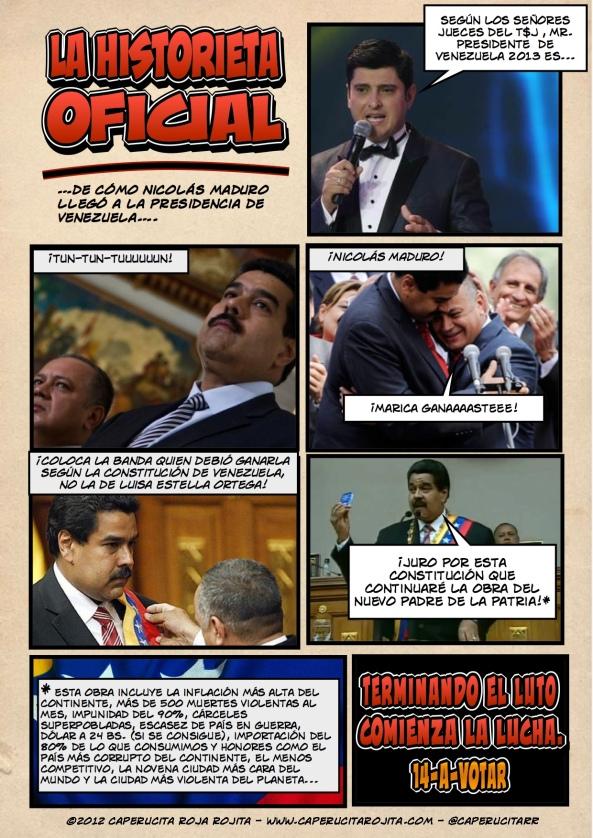 HO - Banda de Maduro