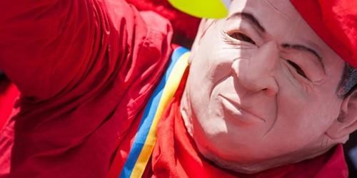 mascara_Chavez_Venezuela_efe