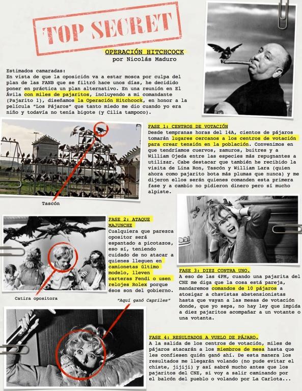 Operación Hitchcock